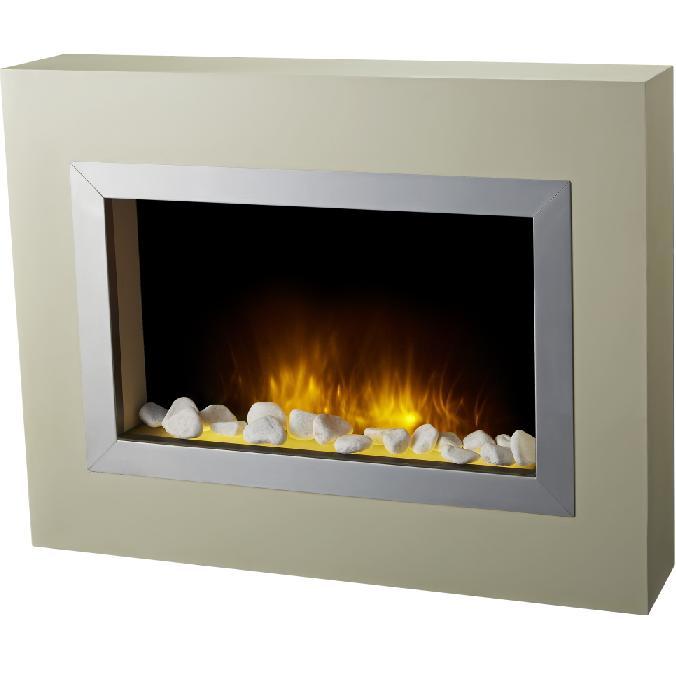 elektrischer wandkamin xxl syntrox mit heizung und flammeffekt ebay. Black Bedroom Furniture Sets. Home Design Ideas